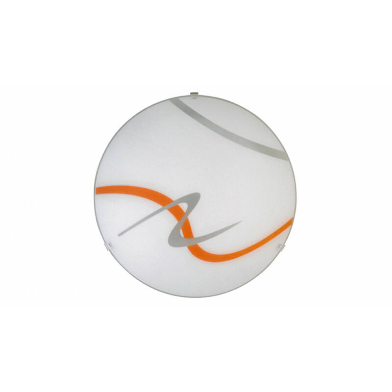 Rábalux Soley 1815 lampy ufo biely E27 1x MAX 60 E27 1 kus IP20