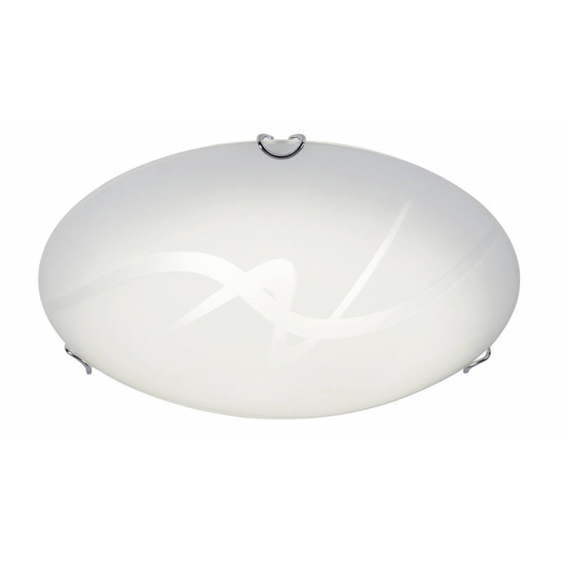 Rábalux Soley 1818 lampy ufo biely E27 1x MAX 60 E27 1 IP20